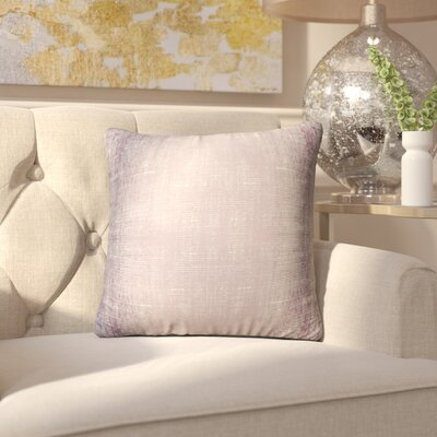 Catarina Distressed Throw Pillow Size: 18 H x 18 W x 6 D