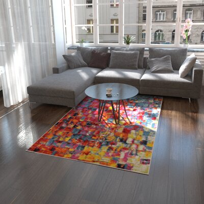 Marianne Area Rug Rug Size: Rectangle 5 x 8