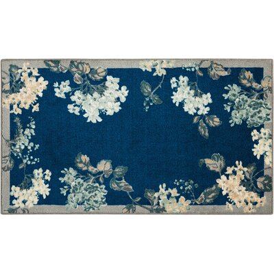 Great Expectation Navy Area Rug