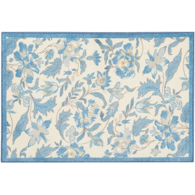 Great Expectation Blue Area Rug