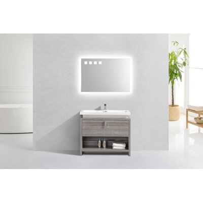 Politte 40 Single Bathroom Vanity Set