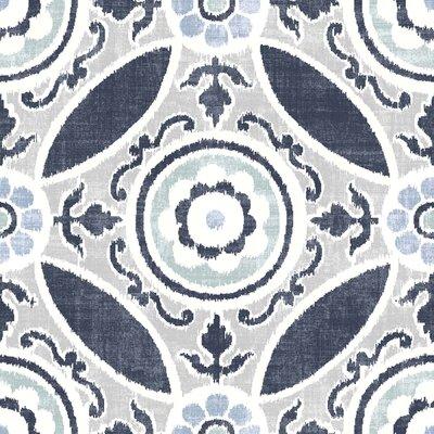 Sienna Peel & Stick 12 x 12 Tile in Blue