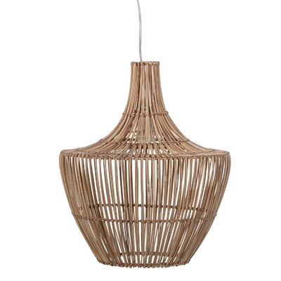 Cherryl Wicker 1-Light Mini Pendant