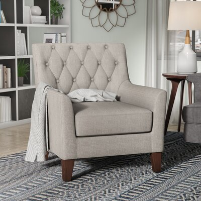 Goodfield Armchair Upholstery: Beige