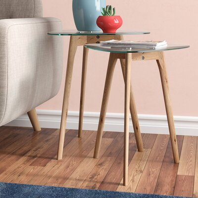 Courtlyn 2 Piece Nesting Tables