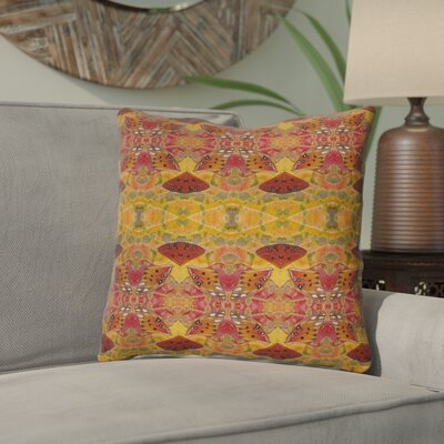 Ehrlich Butterfly Throw Pillow