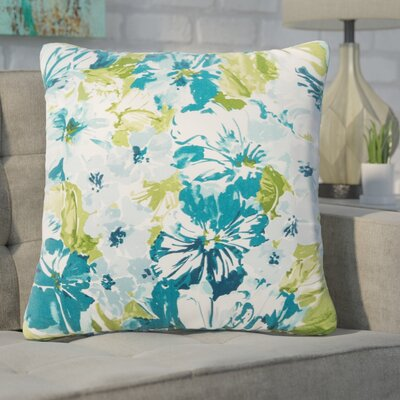 Ruthe Floral Outdoor Throw Pillow