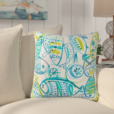 Doretta Outdoor Throw Pillow