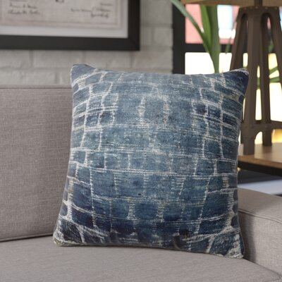 Chittening Throw Pillow Size: 24 x 24