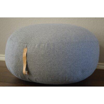 Designer Poufs Bean Bag Color: Light Gray