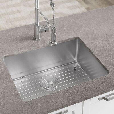 Stainless Steel 28 x 18 Undermount Kitchen Sink with Additional Accessories
