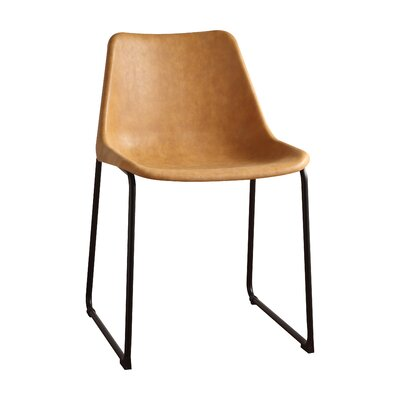 Oleg Dining Chair Finish: Vintage Camel