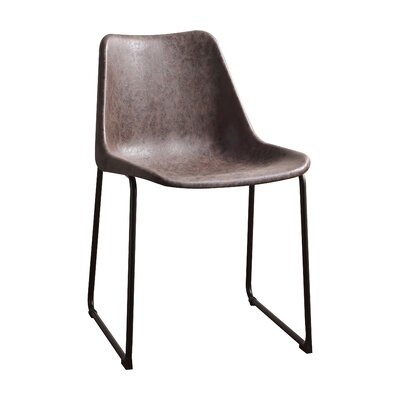 Oleg Dining Chair Finish: Mocha