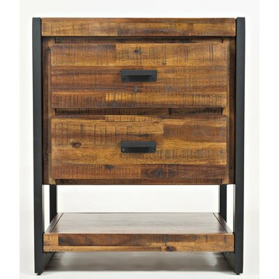 Westgate 2 Drawer Nightstand