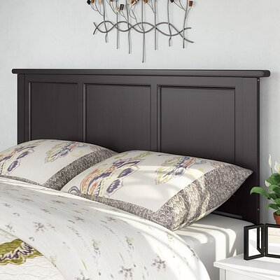 Berlin King Espresso Panel Headboard