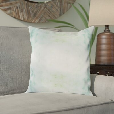 Crystal Indoor/Outdoor Throw Pillow Color: Lime / Kelly Green