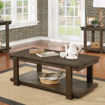 Stackhouse Rustic Coffee Table