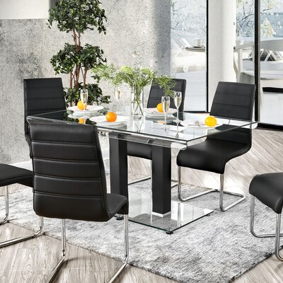 Seiber Contemporary Dining Table