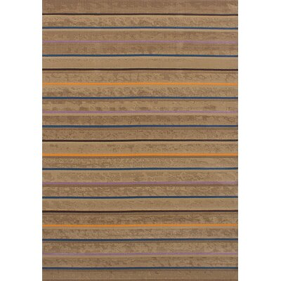 Lees Brown Area Rug
