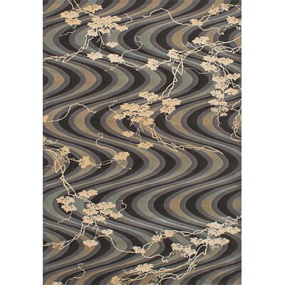 Lees Dark Gray Area Rug
