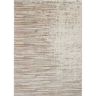 Decarlo Cream/Tan Area Rug