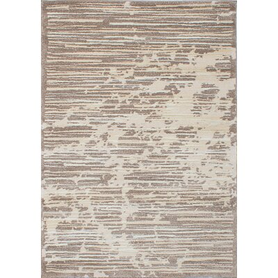 Decarlo Brown/Ivory Area Rug