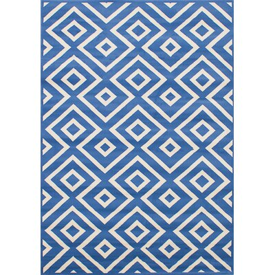 Griffeth Slate Blue Area Rug