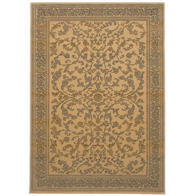 Himes Beige Area Rug