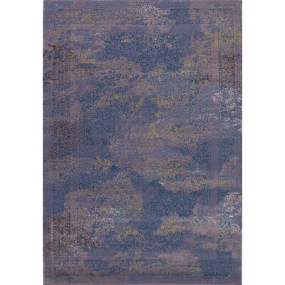 Ostby Navy Blue/Purple Area Rug