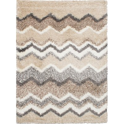 Corbett Dark Gray/Tan Area Rug