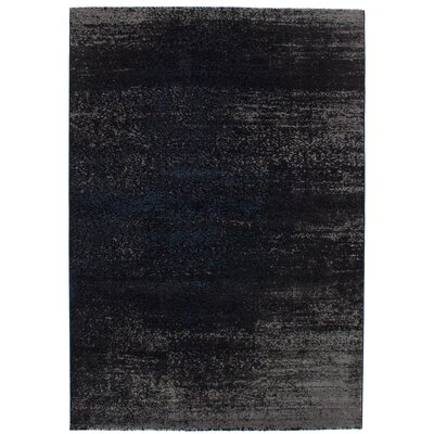 Duckworth Black Area Rug