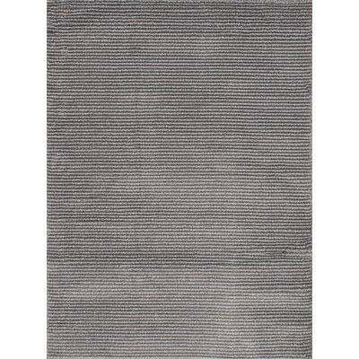 Duclos Dark Gray/Light Gray Area Rug