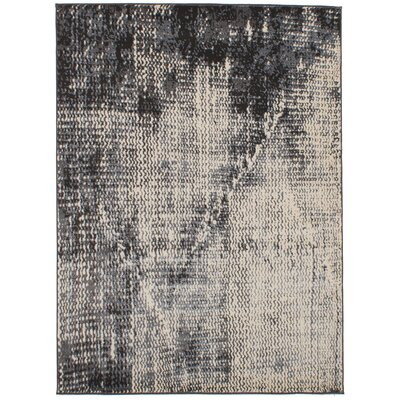 Duckworth Cream/Dark Gray Area Rug