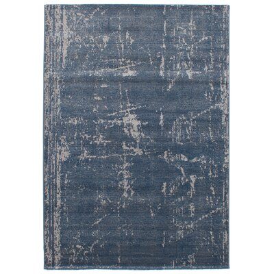 Duchene Blue Area Rug