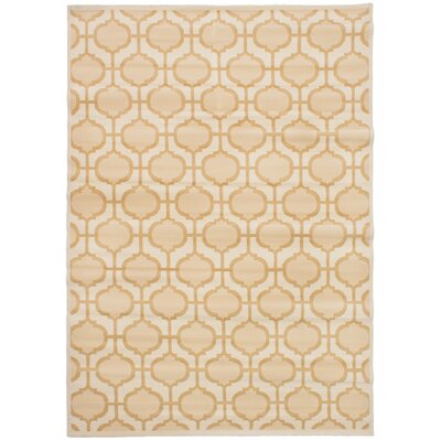 Hartin Beige/Cream Area Rug