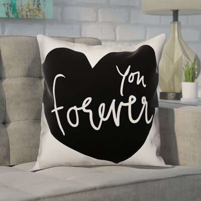 Ferretti You Forever Throw Pillow