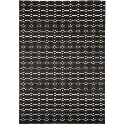 Griffeth Dark Gray Area Rug