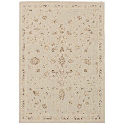Himes Cream Area Rug