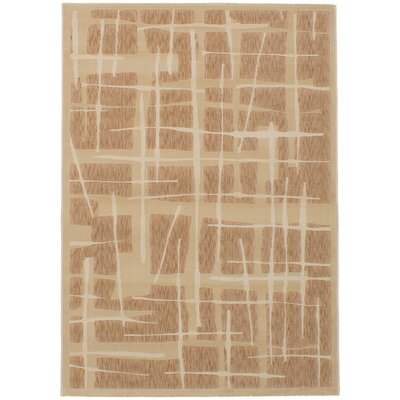 Casavant Beige/Brown Area Rug