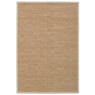 Whimbrel Cream/Tan Area Rug