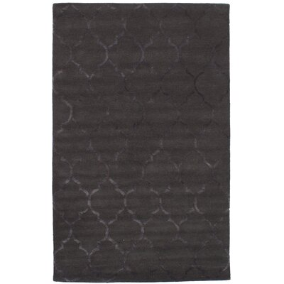 Hartland Hand-Tufted Dark Gray Area Rug
