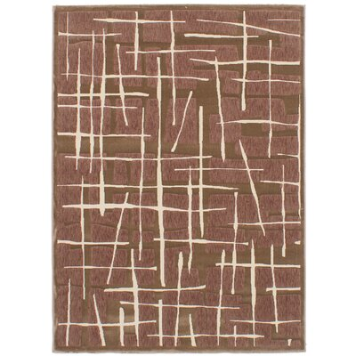 Casavant Brown Area Rug