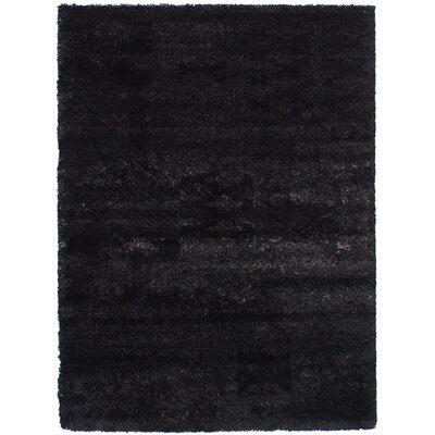 Decarlo Black/Dark Gray Area Rug