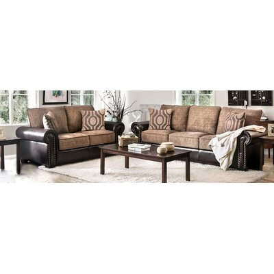 Campa Transitional Configurable Living Room Set