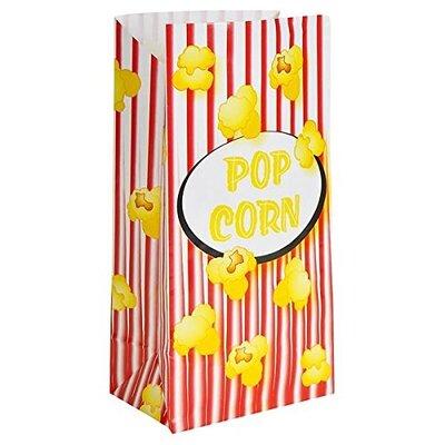 Popcorn Paper Bag Kc-PSPOPBA-w