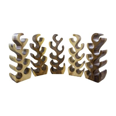 Village Artistry 8 Bottle Wine Rack