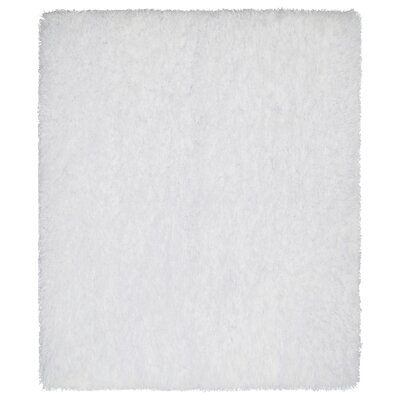Nasim White Area Rug Rug Size: Rectangle 8 x 10