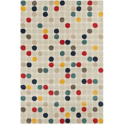Robyn Hand-Tufted Area Rug Rug Size: Rectangle 8 x 10