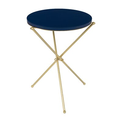 Hemby Tripod End Table