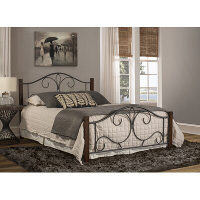 Claus Open-Frame Headboard and Footboard Size: Full